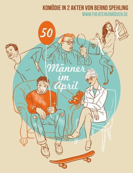 'Männer im April'